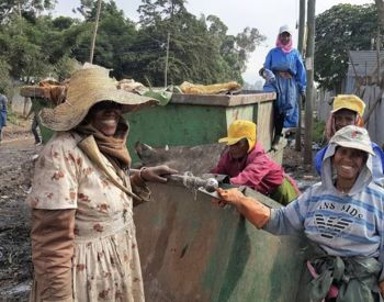 Health Protection for Korah's Garbage Collectors